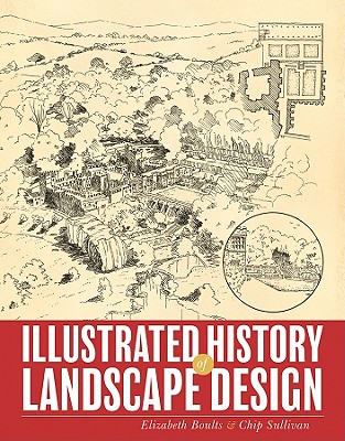 Illustrated History of Landscape Design By Boults, Elizabeth/ Sullivan, Chip
